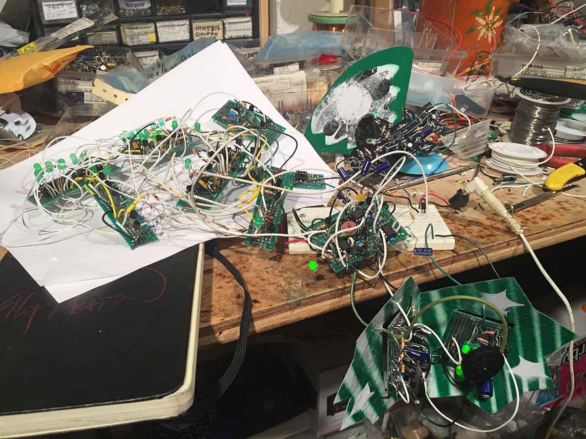 Kelly Heaton process electronic