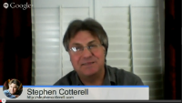 Episode #7 : Its not a repeat -   With Stephen Cotterall      http://youtu.be/FcSd6tOOa3k?list=UUDnZh5W8JtXZza8VcD4NwWA