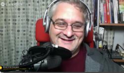 Episode #30 : with John Arnold   http://youtu.be/IB199CS0td8