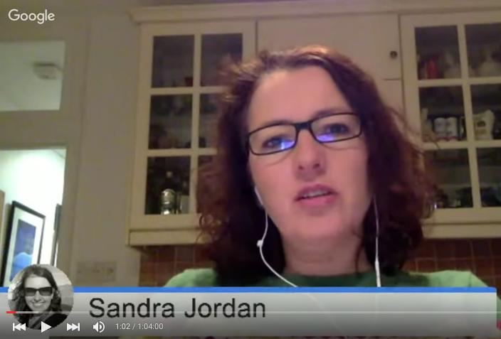 Episode #74 : Sandra Jordan