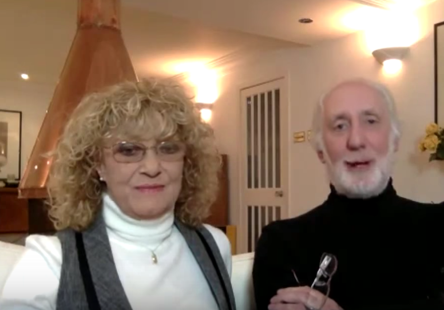 Episode #90 : Faye and Trevor Yerbury