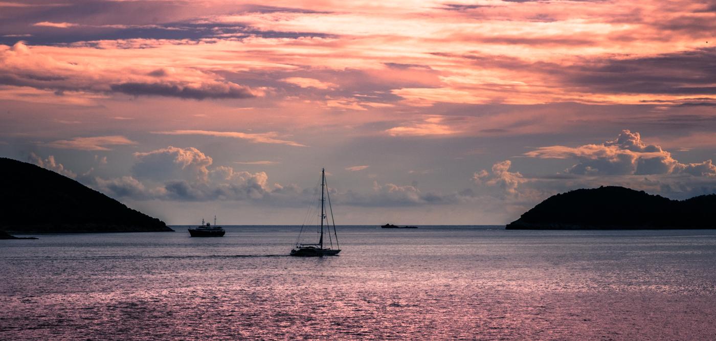 Sunset - Dubrovnik