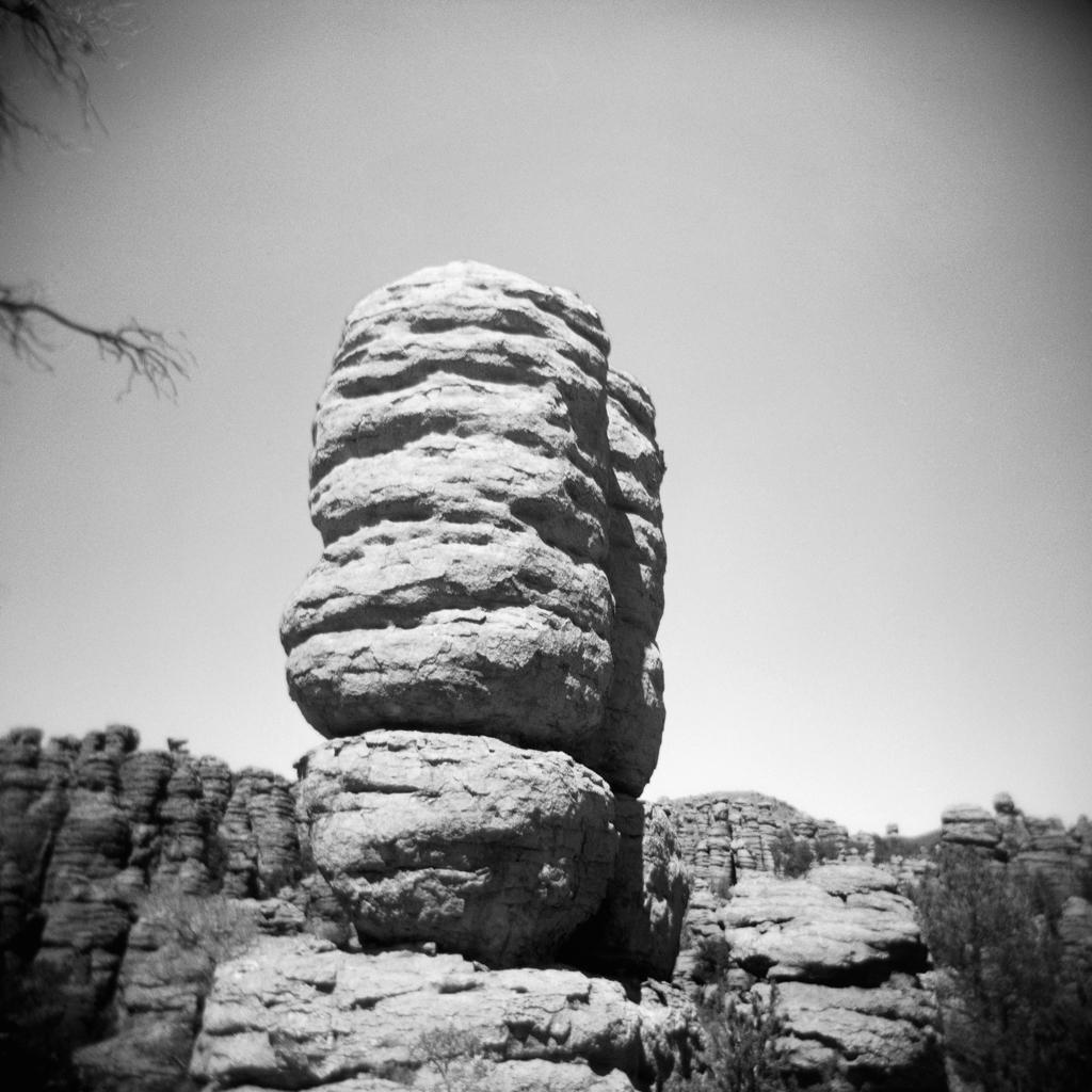 Wonderland of Rocks I, Chiricahua National Forest. 2005.