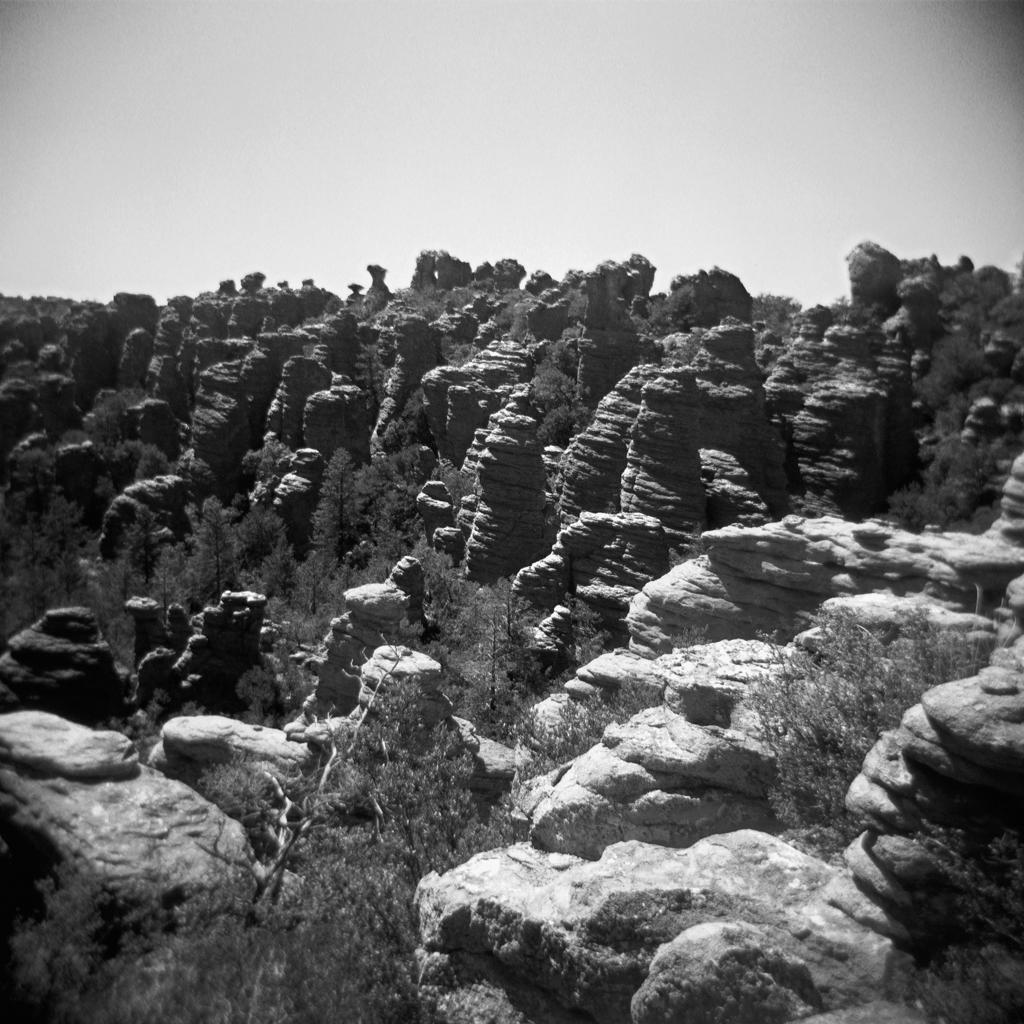 Wonderland of Rocks IV, Chiricahua National Forest. 2005.
