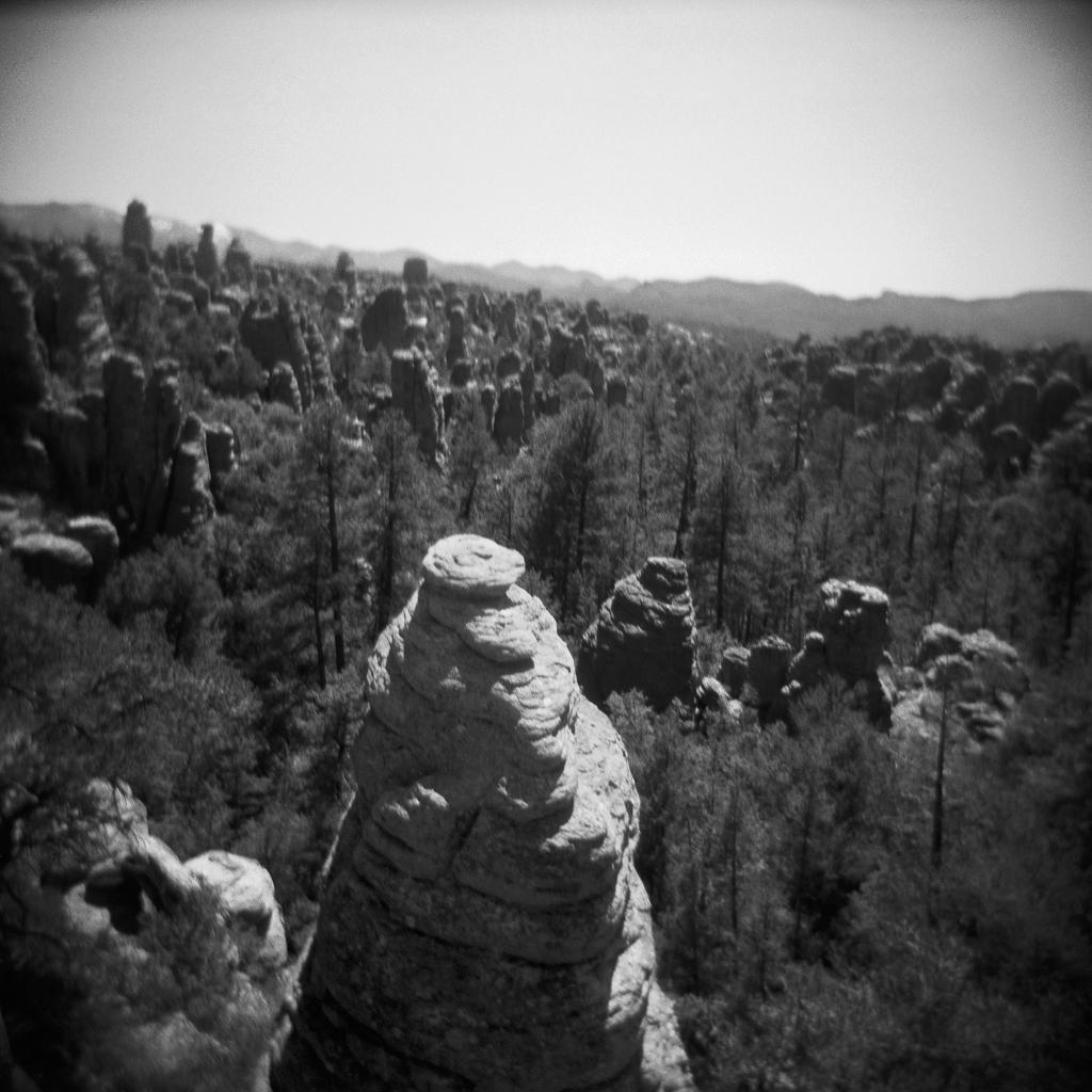 Wonderland of Rocks VI, Chiricahua National Forest. 2005.