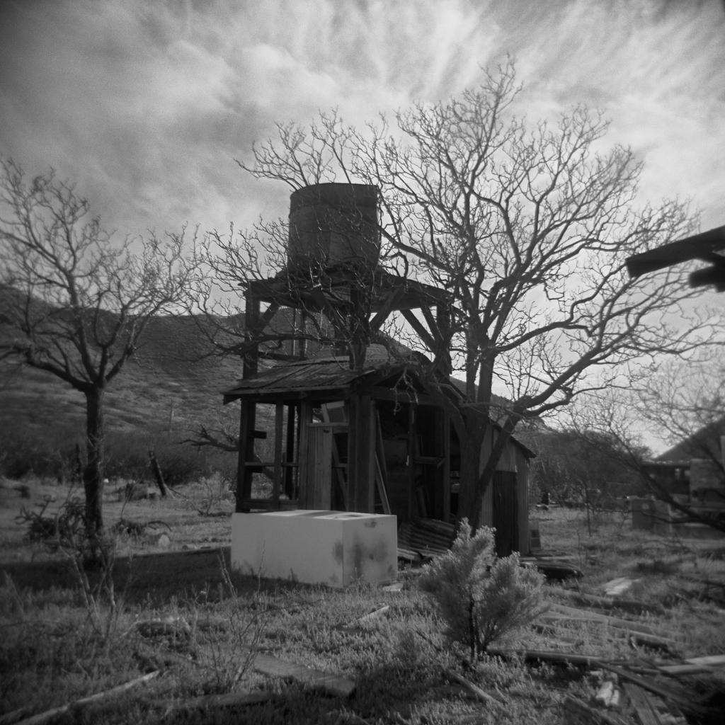Water Tank, Dos Cabezas. 2005.