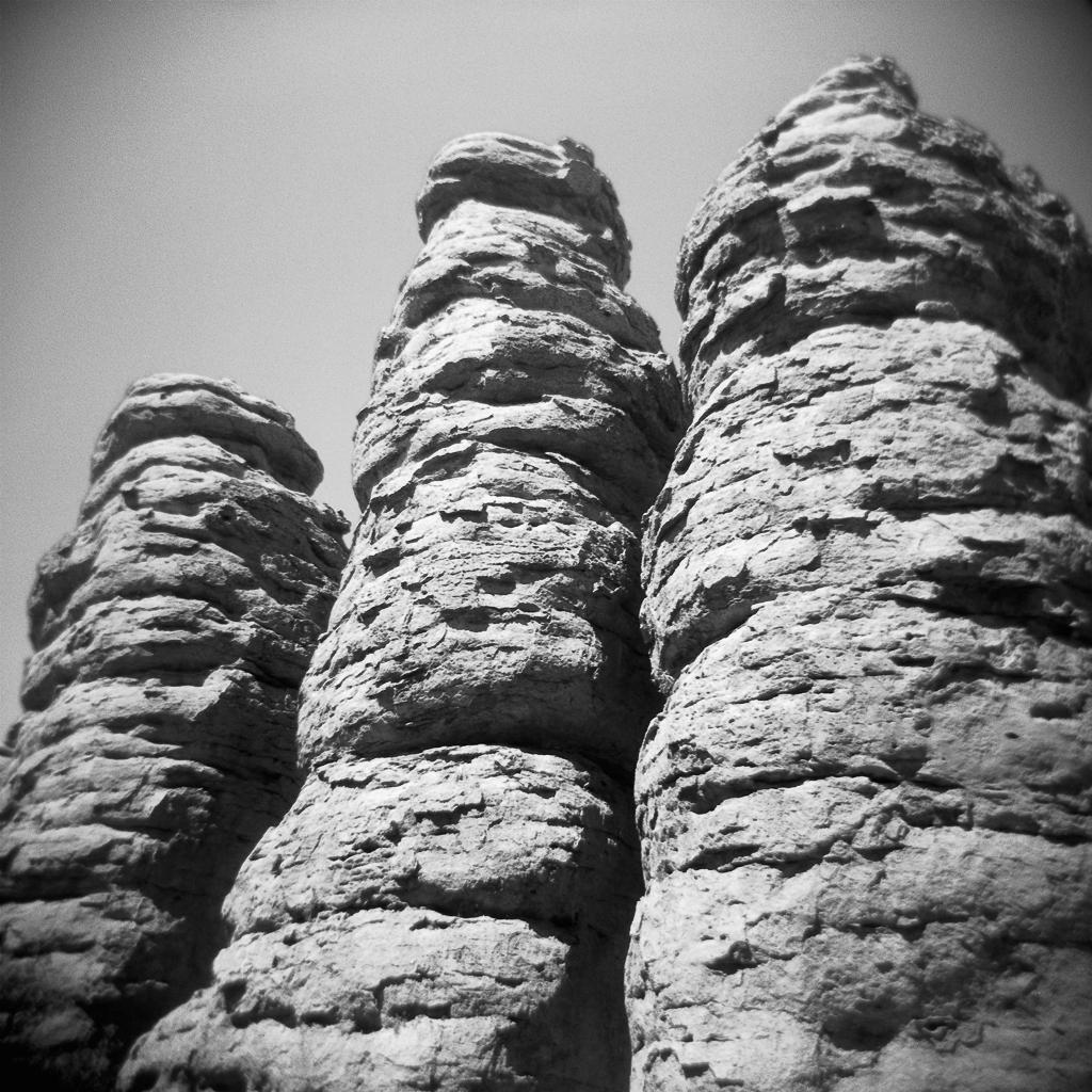 Wonderland of Rocks III, Chiricahua National Forest. 2005.