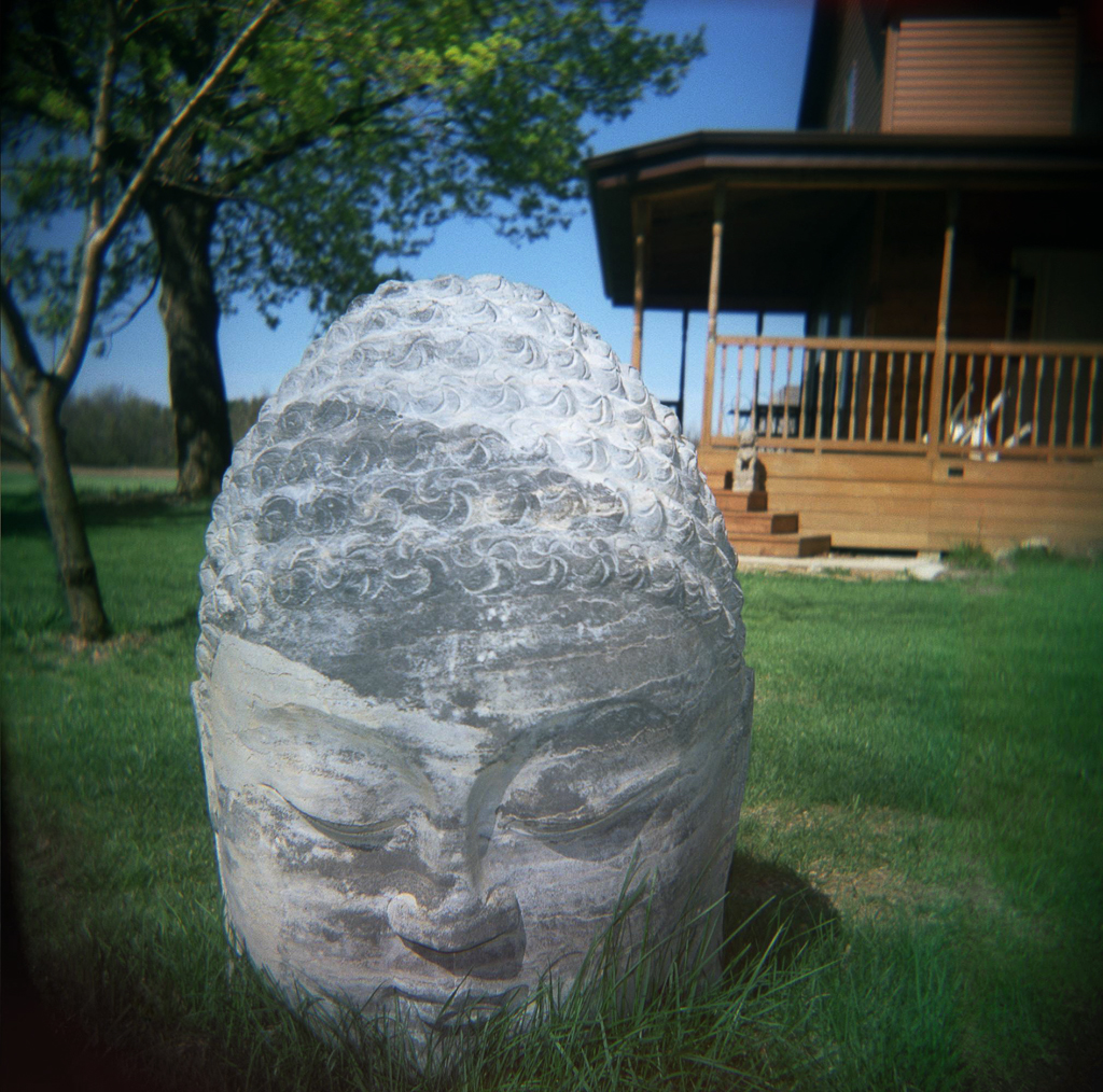 Buddha, Onstead, Michigan. 2003.