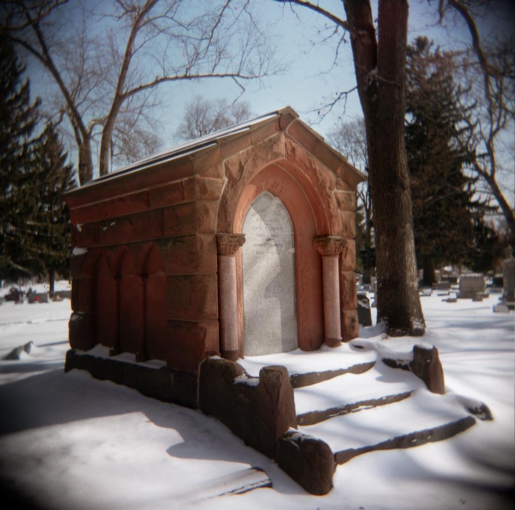 Monument, Chelsea, Michigan. 2003.