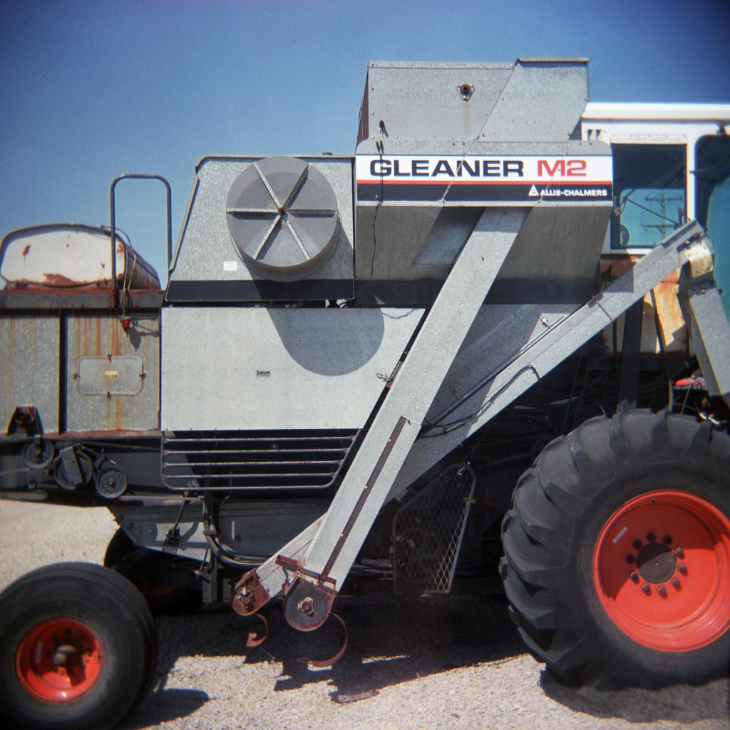 Gleaner, Adrian, Michigan. 2003.