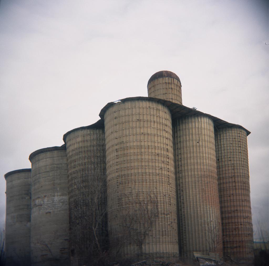 Silo, Adrian, Michigan. 2003.