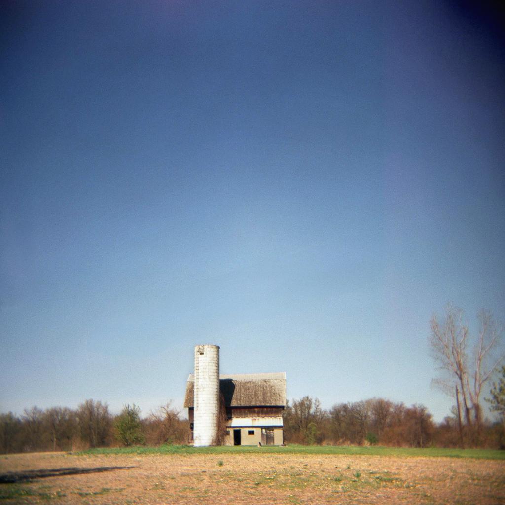 Barn, Onstead, Michigan. 2003.