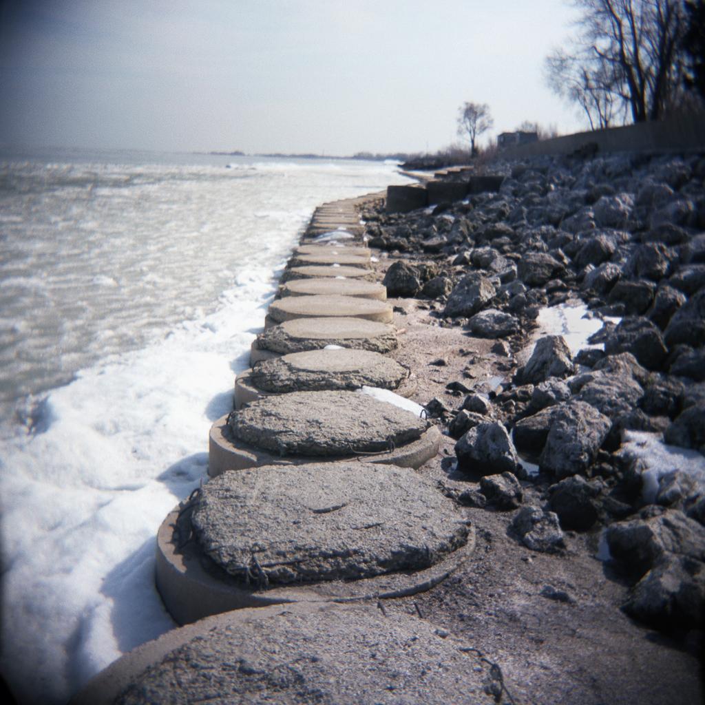 Luna Pier, Ohio. 2003.