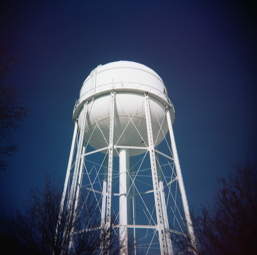 Tower, Adrian, Michigan. 2003.