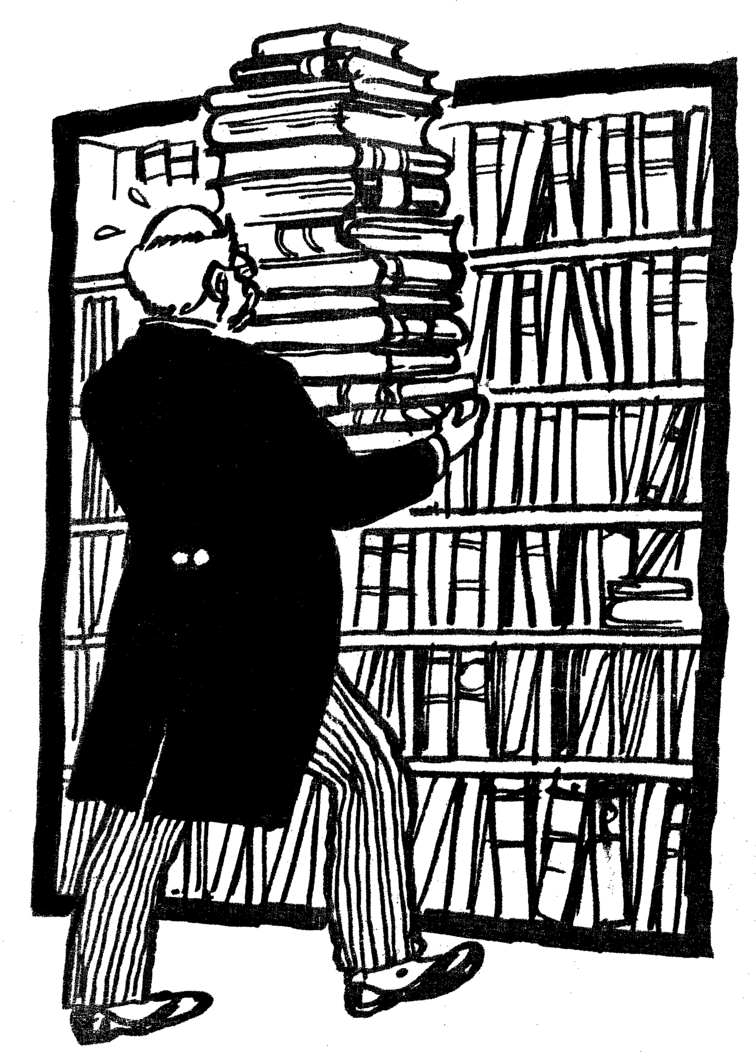 Holmes, Watson, Lestrade, Moriarty and Mrs Hudson all belonged to the same library. All five were returning books at the same time. The library shelved its books in alphabetical order by title instead of by author.  BORROWER TITLE  HOLMES GREAT DETECTIVES  WATSON MEDICINE  HUDSON THE COOK BOOK  MORIARTY GREAT CRIMINALS  LESTRADE POLICE  1. None of the borrowers returned the book listed against their name above.  2. Two books were overdue. Watson had one, the other was 'Medicine'.  3. The books returned by Holmes and Watson sat next to each other on the shelf.  4. Mrs Hudson had to pay a fine for a late return.  Can you match up all five titles with the borrower?