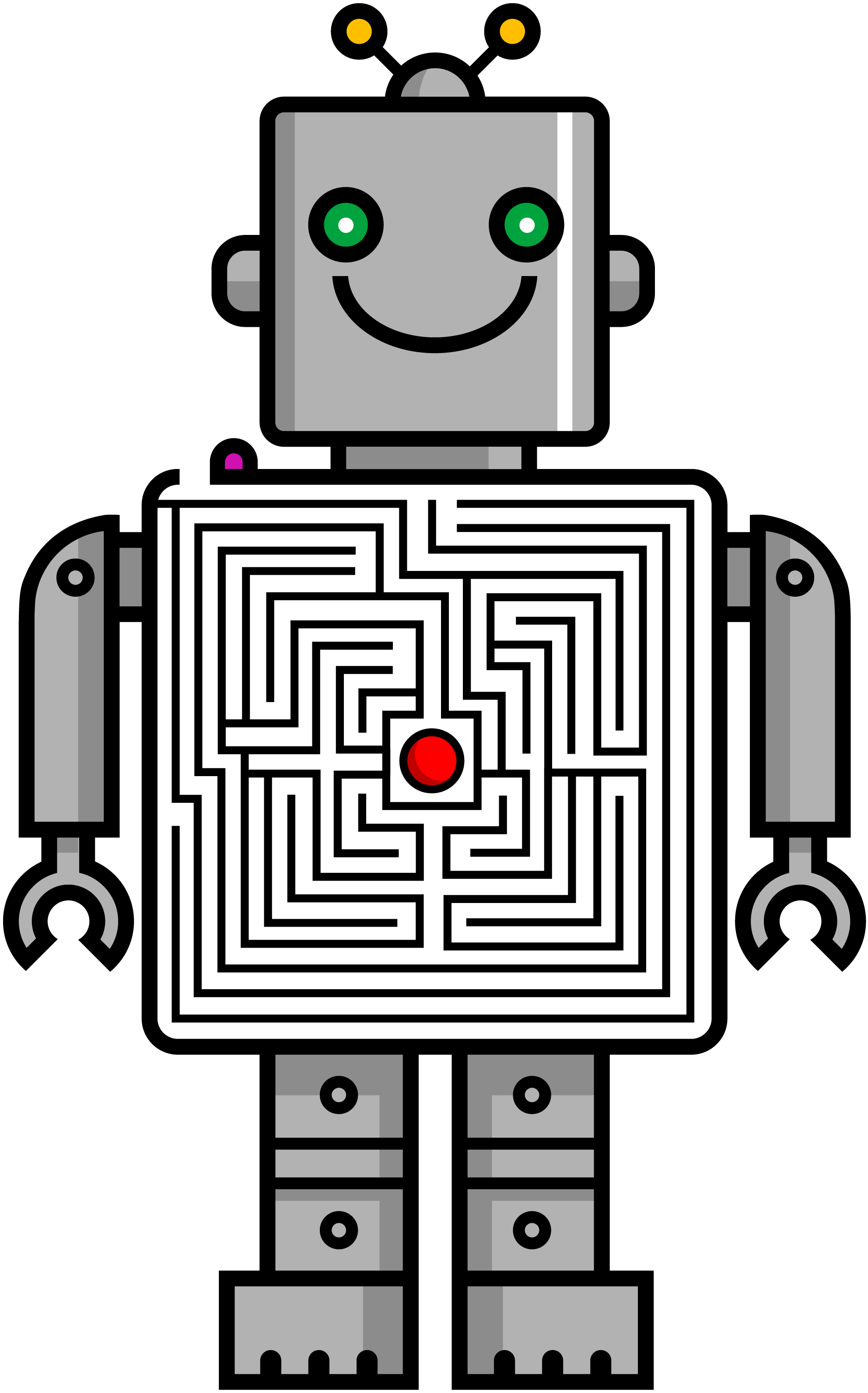 ithorburn knight features robot maze.jpg