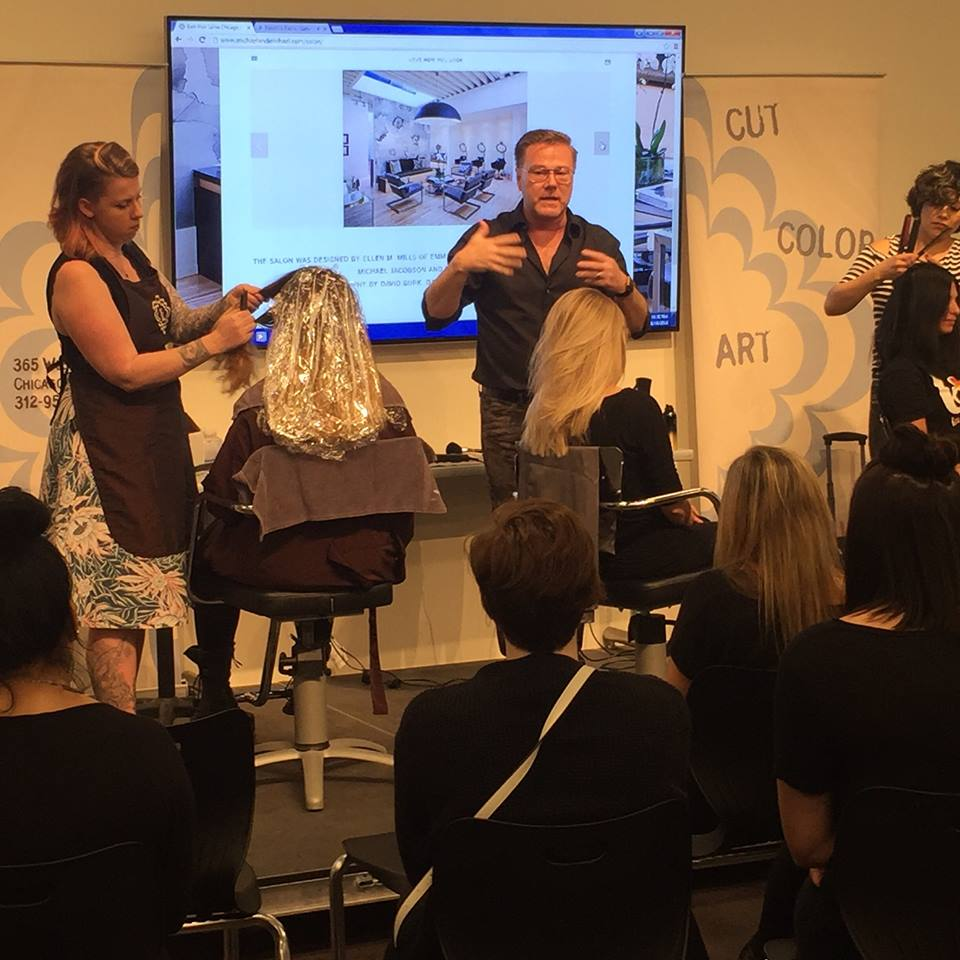 best hair salon Chicago