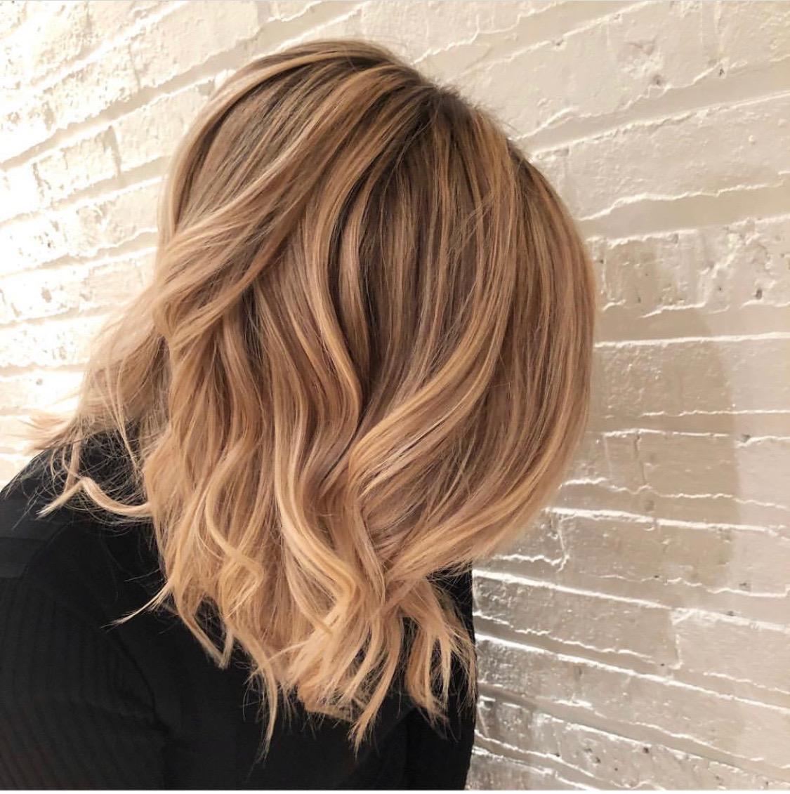 best hair colorist Chicago