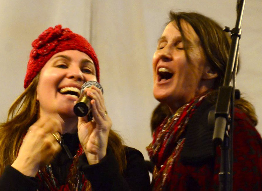 Maria Bija & Colleen Toner Rogers