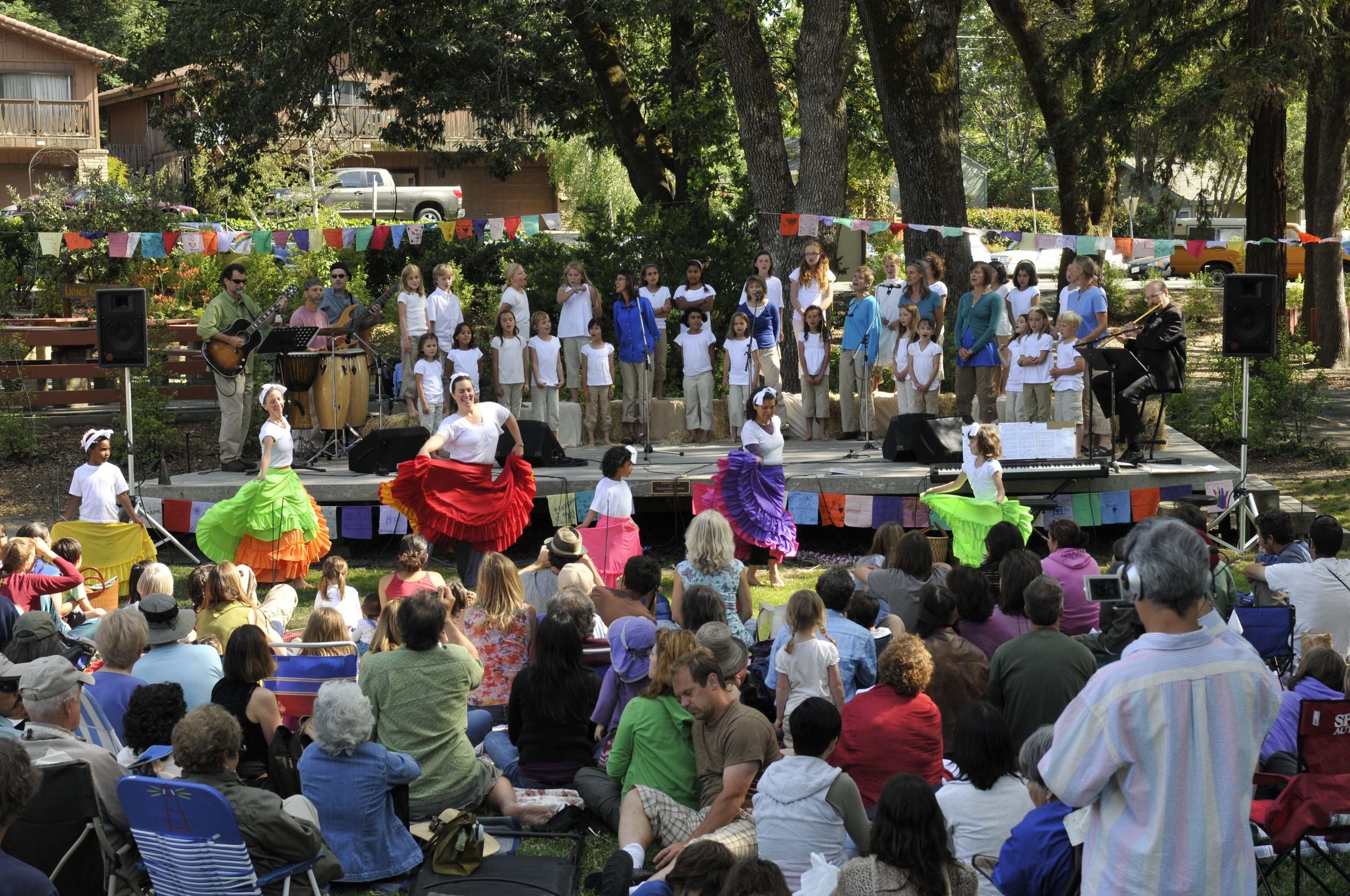 2011 Summerfest, Ives Park