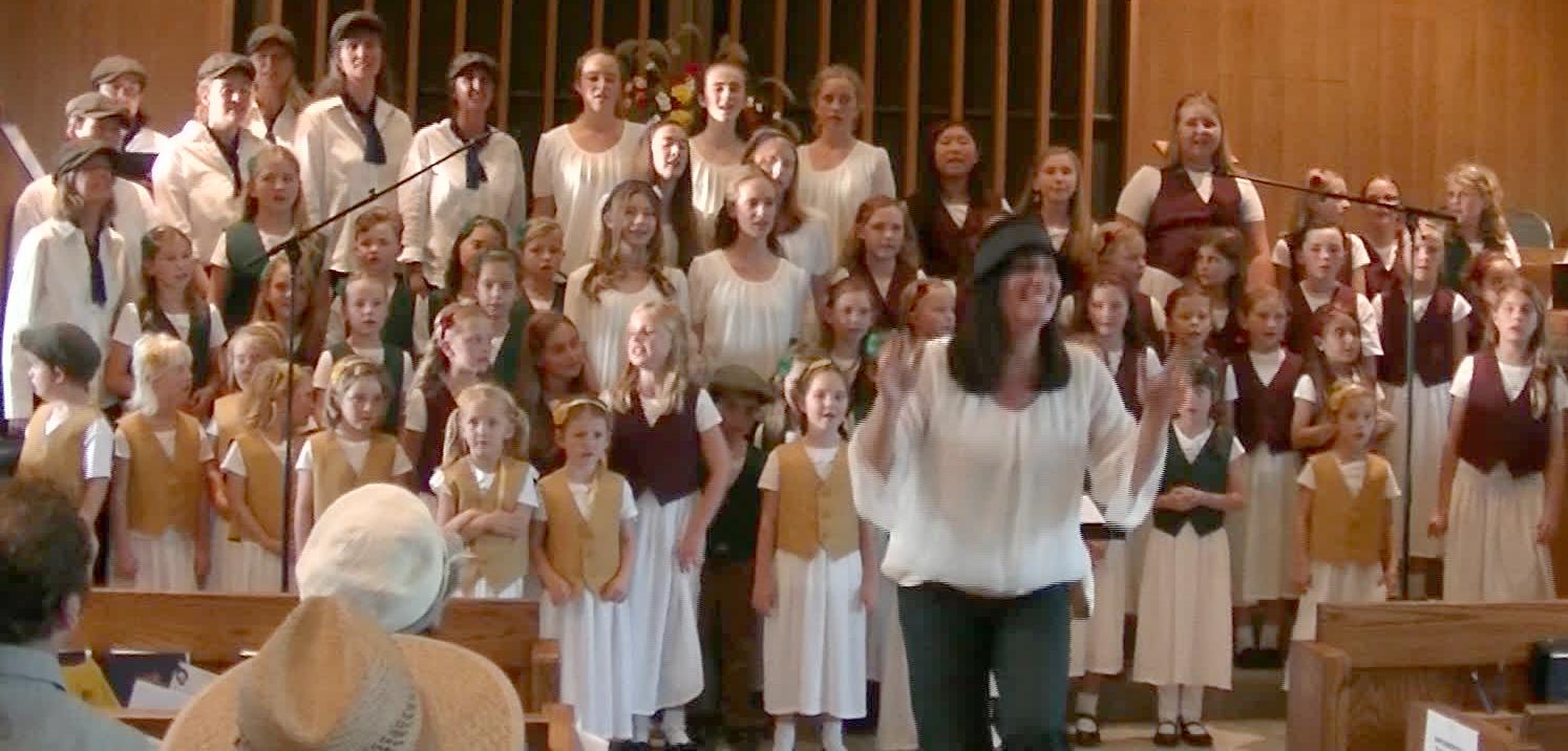 Harvest Benefit Concert, Sebastopol Community Church 2017