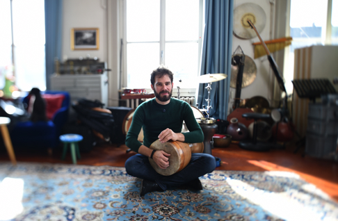 Ein Percussionsworkshop mit Klangwerker Titus Bellwald: www.titusbellwald.ch
