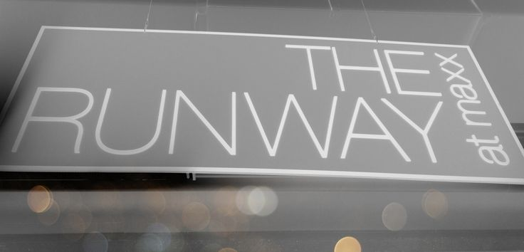 The Runway : TJ Maxx