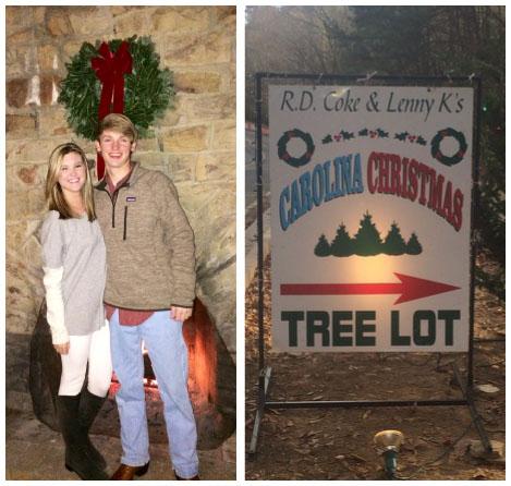 Carolina Christmas Tree Lot