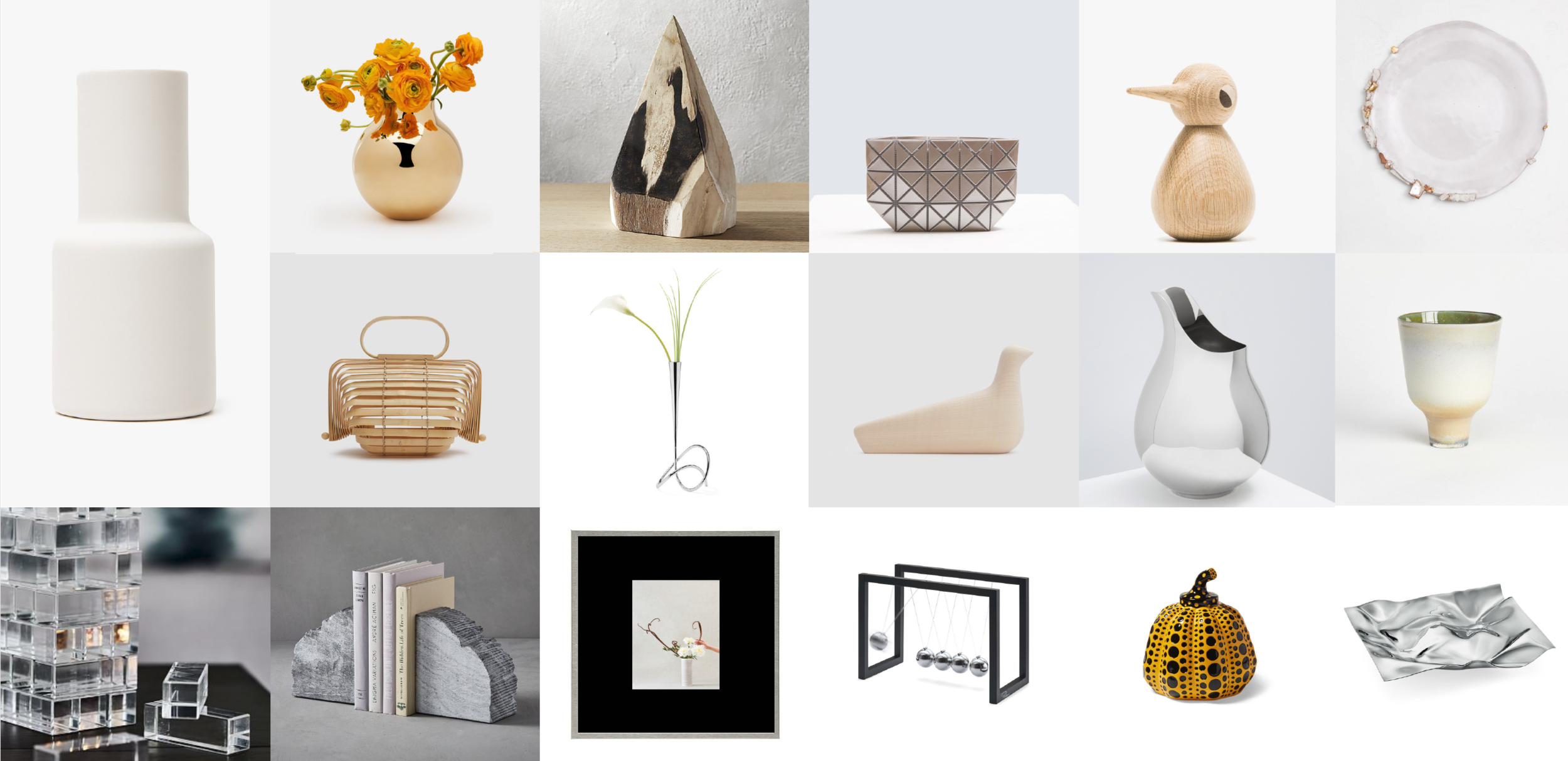 LOUNGE OBJECTS