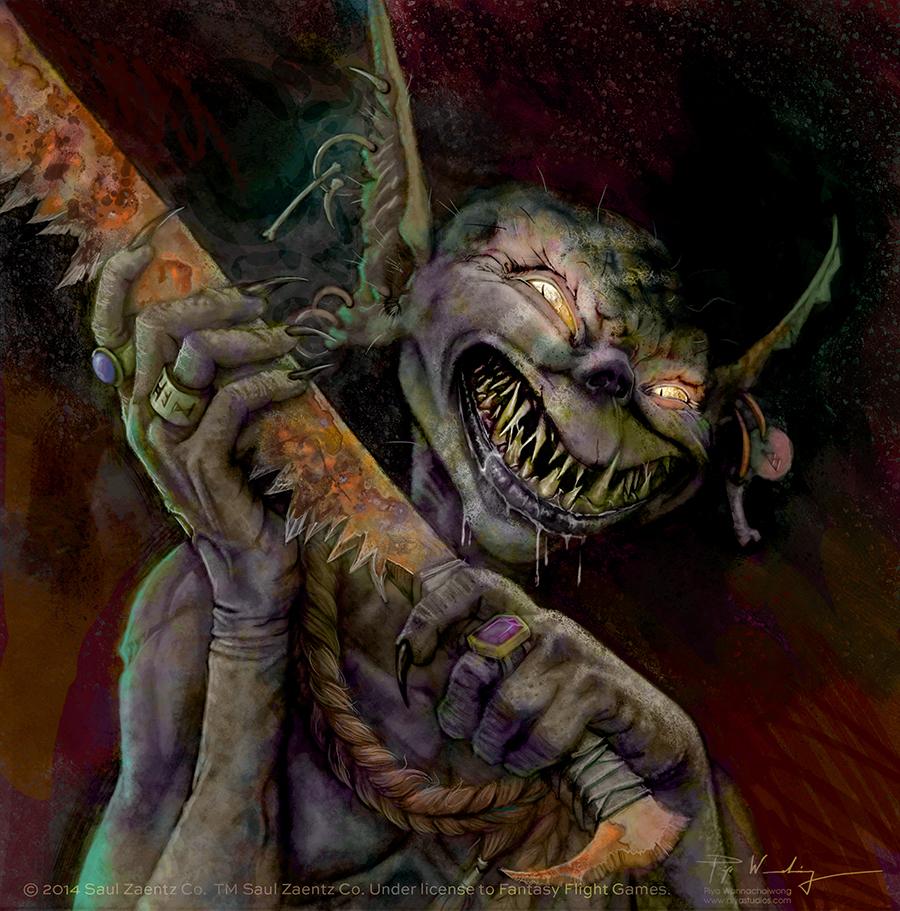 Goblin Lurker