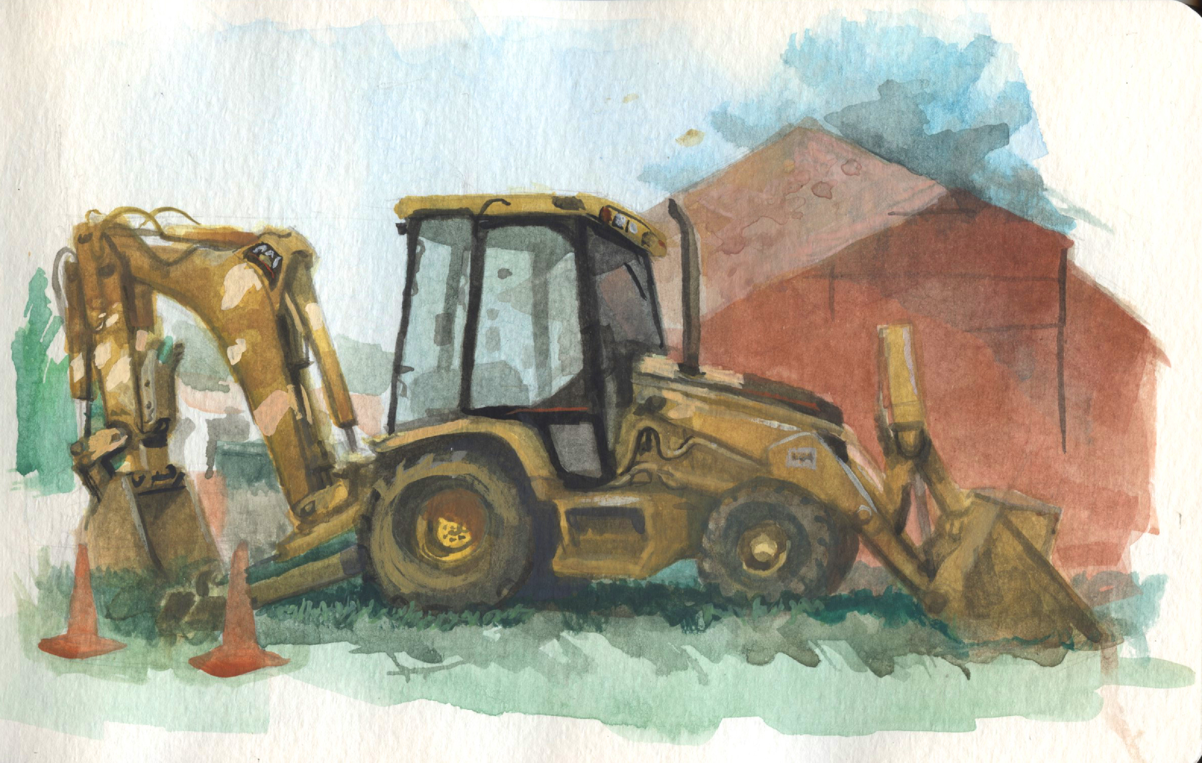 Heavy Machinery Study