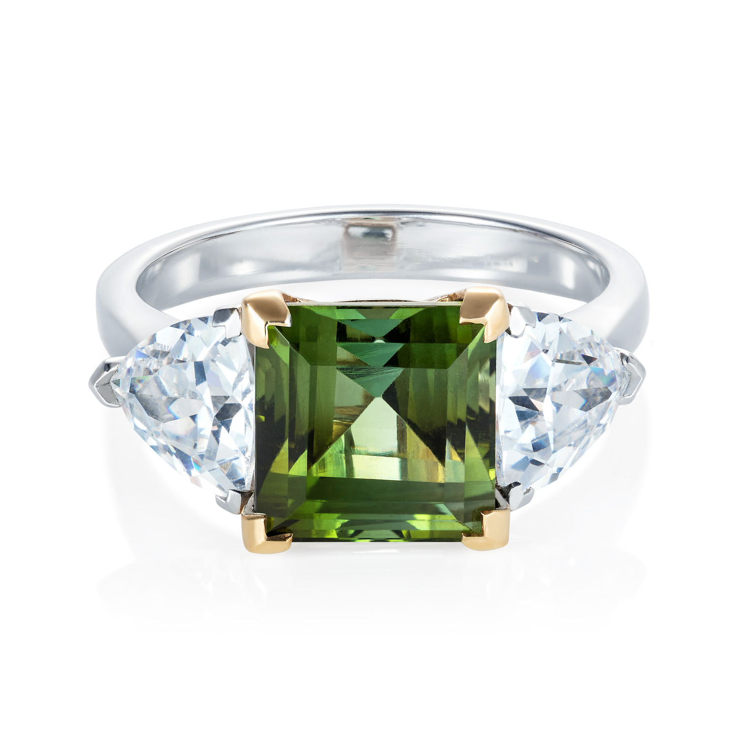 """Spanner & Wingnut """"Annie"""" Ring 