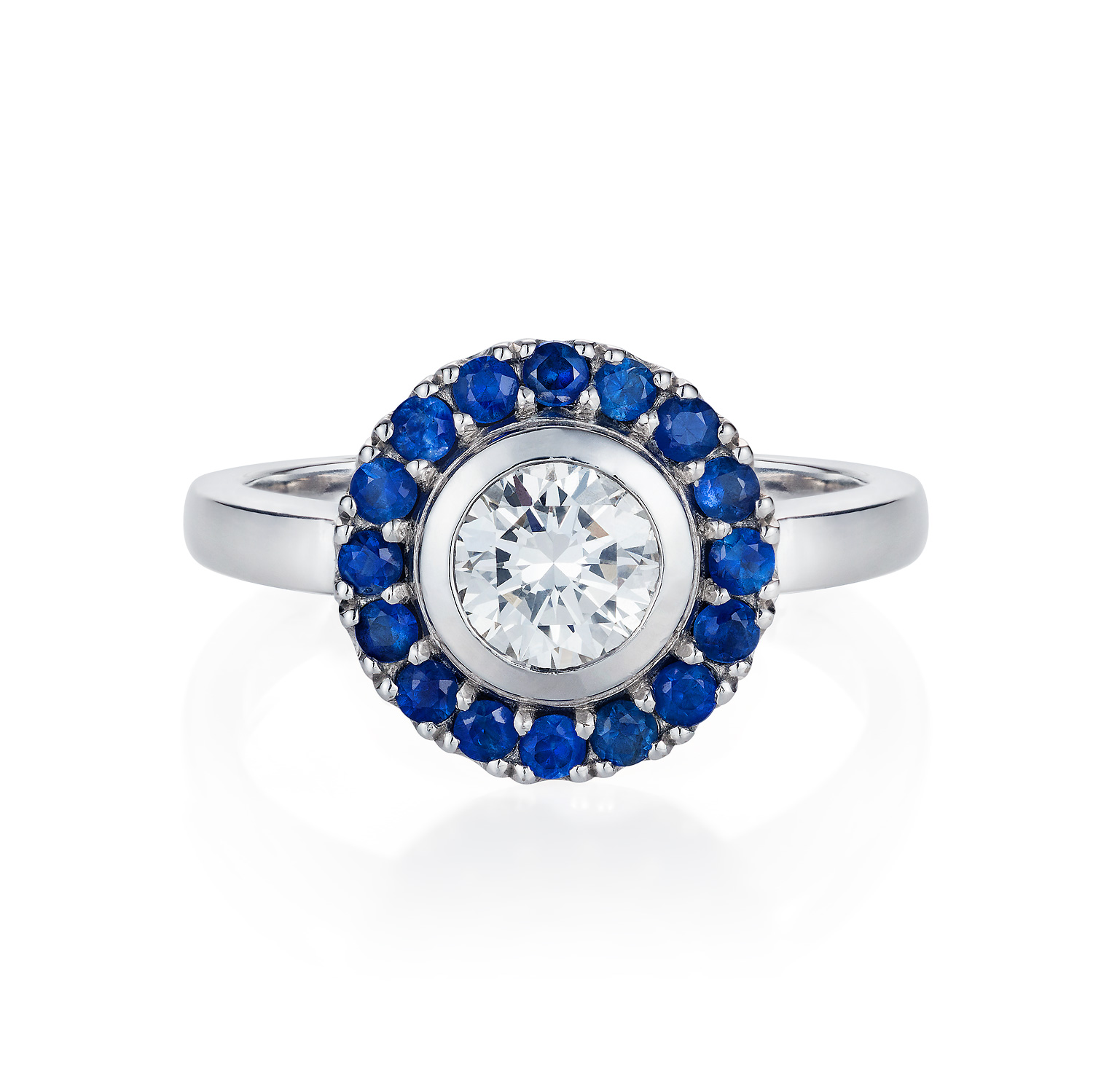 """Spanner & Wingnut """"Julia"""" engagement ring 