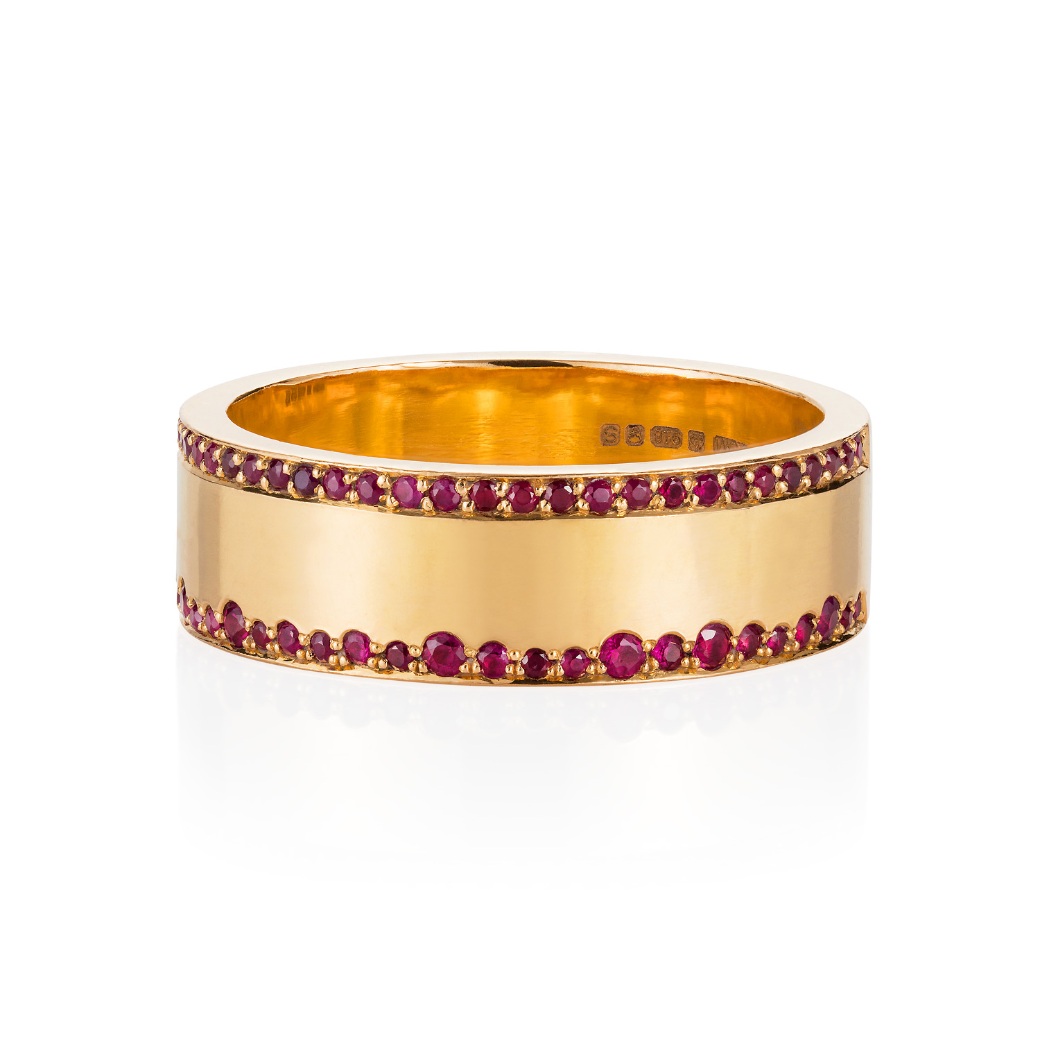 """Spanner & Wingnut """"Hollie"""" Ring 