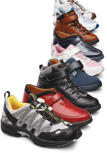 From tennis shoes, biker and hiking boots, dress shoes... we have it all!