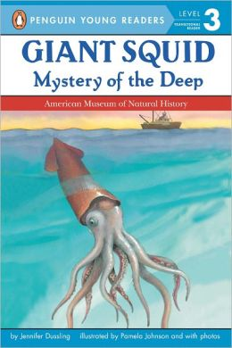 Giant squid are one of the mysteries of the deep.