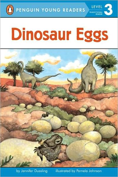 They were looking for bird fossils--instead they found dino eggs!