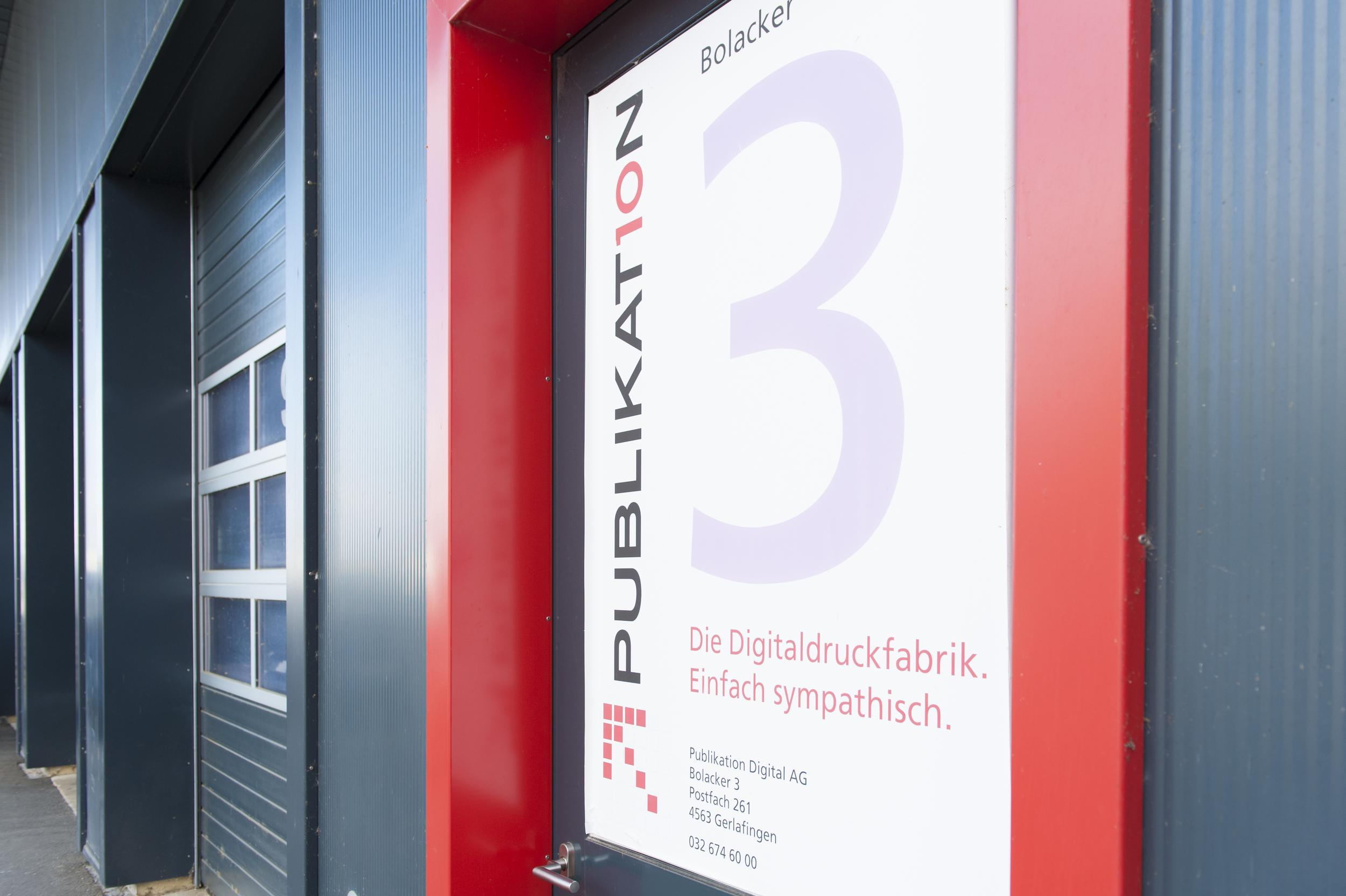 Auftraggeber: Publikation Digital AG
