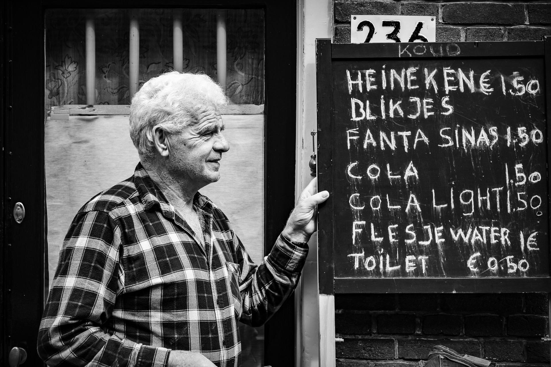 "Jurgen Onland  ""I finally became an old guy"" -Anton Corbijn #3"