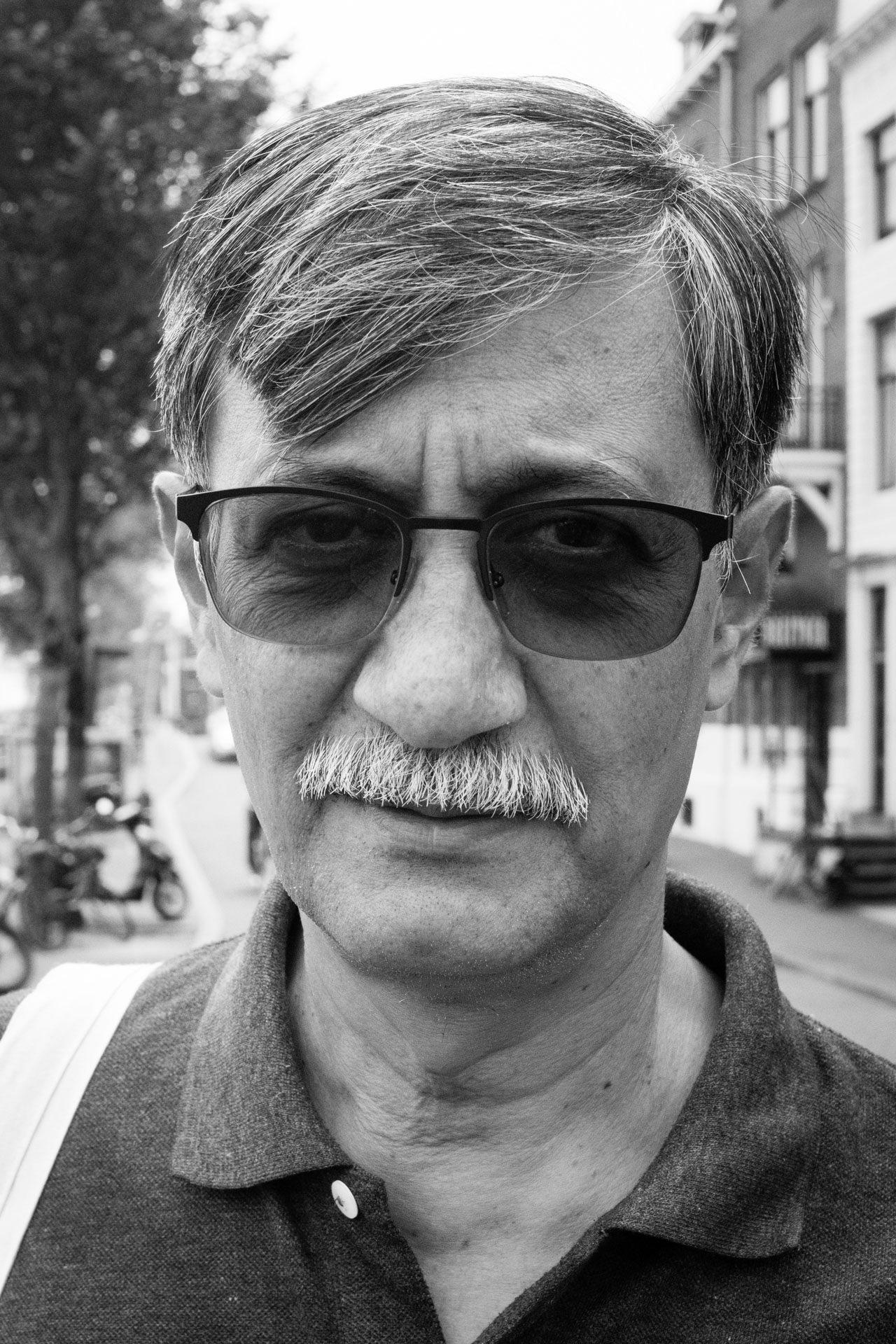 "Guillaume Groen  ""I finally became an old guy"" -Anton Corbijn #3"