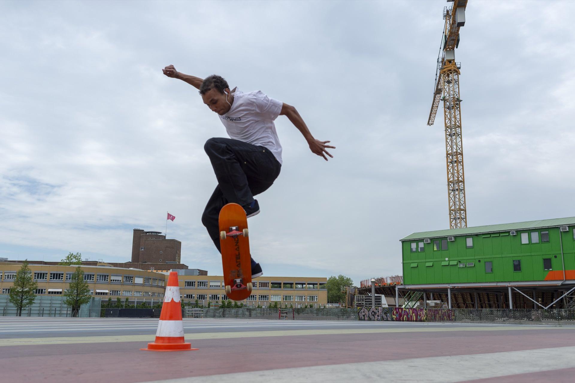 Derk Budde  Urban Sport #3