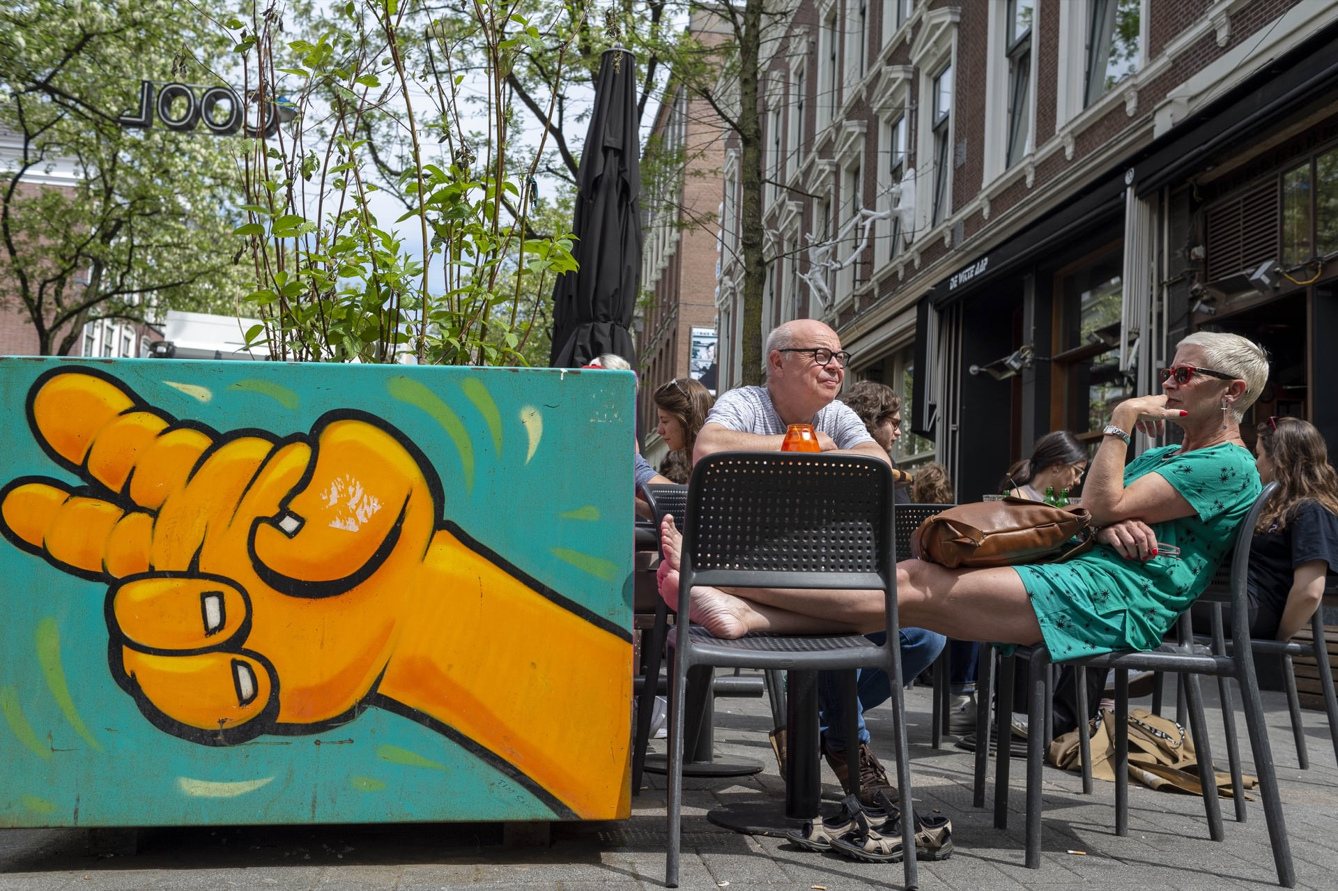 Derk Budde  Street Art #2