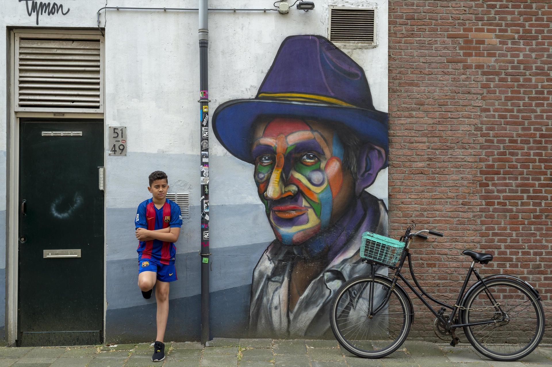 Derk Budde  Street Art #3