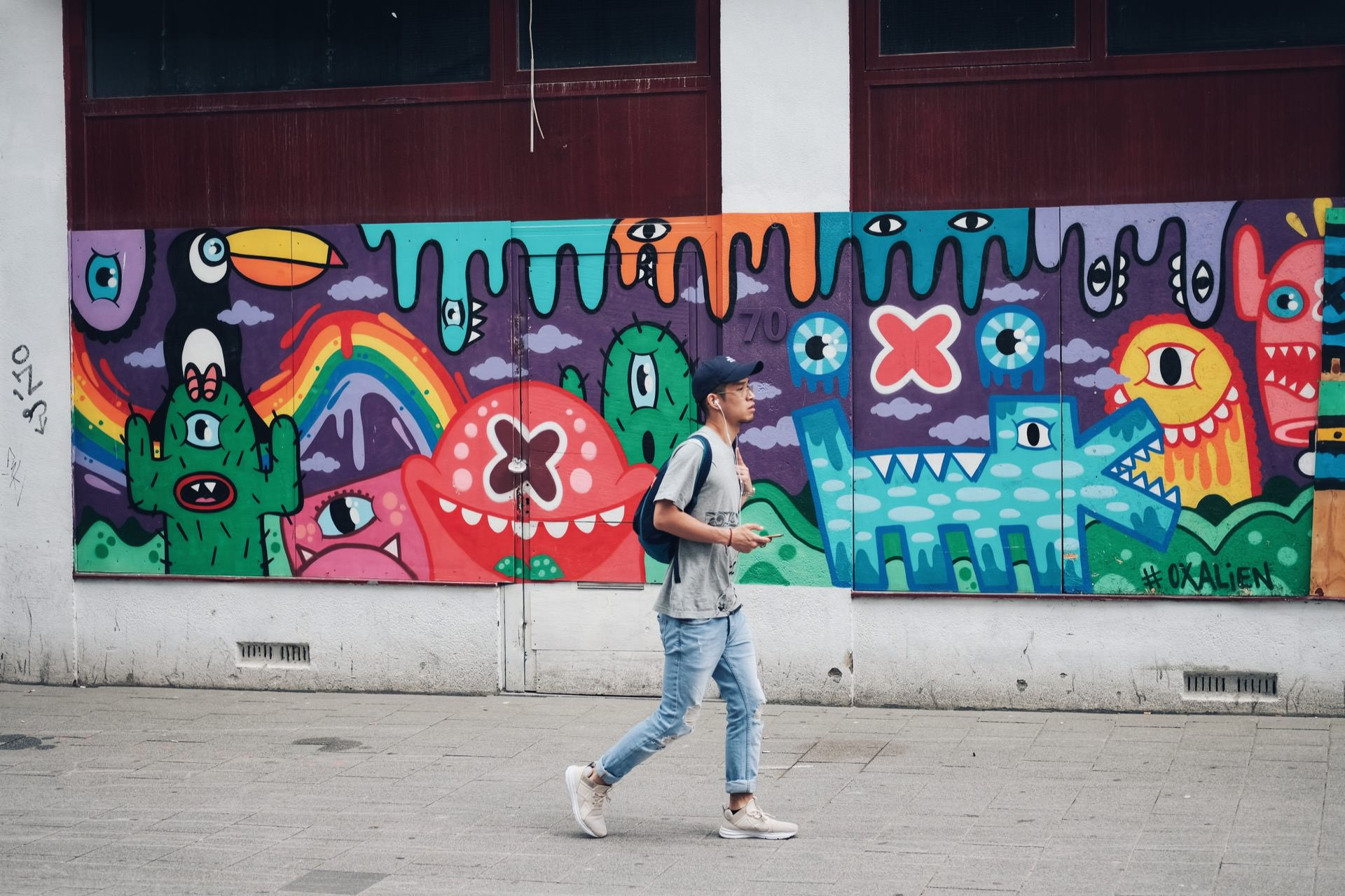 Menno Verheij  Street Art #2