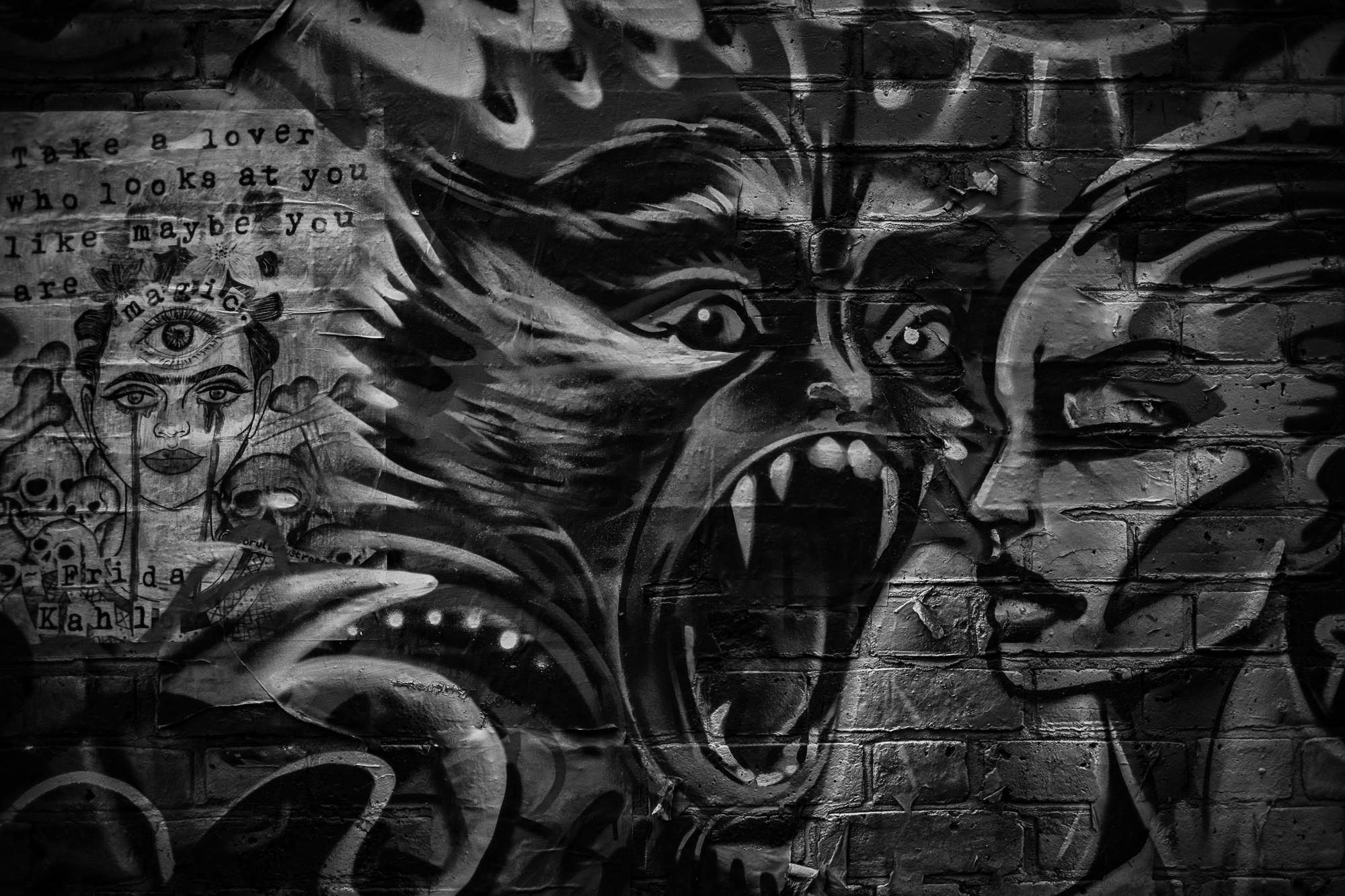 Jurgen Onland  Eerie London #2