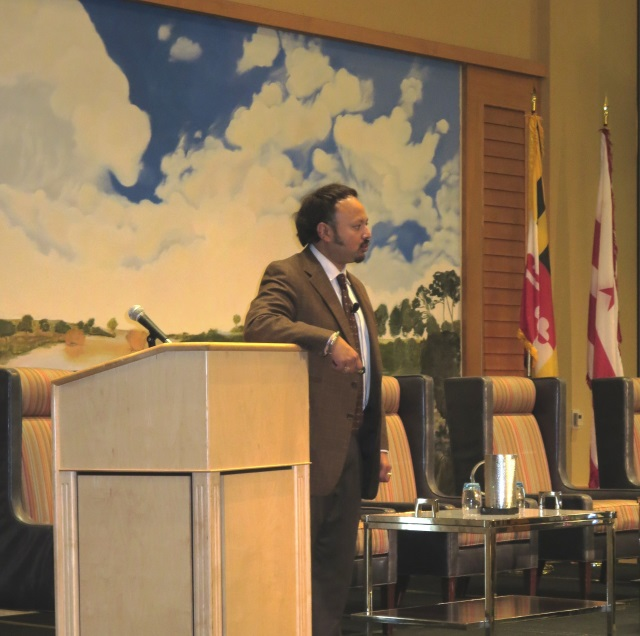 Priming the Pump – An Economic Overview: Dr. Anirban Basu, Sage Policy Group