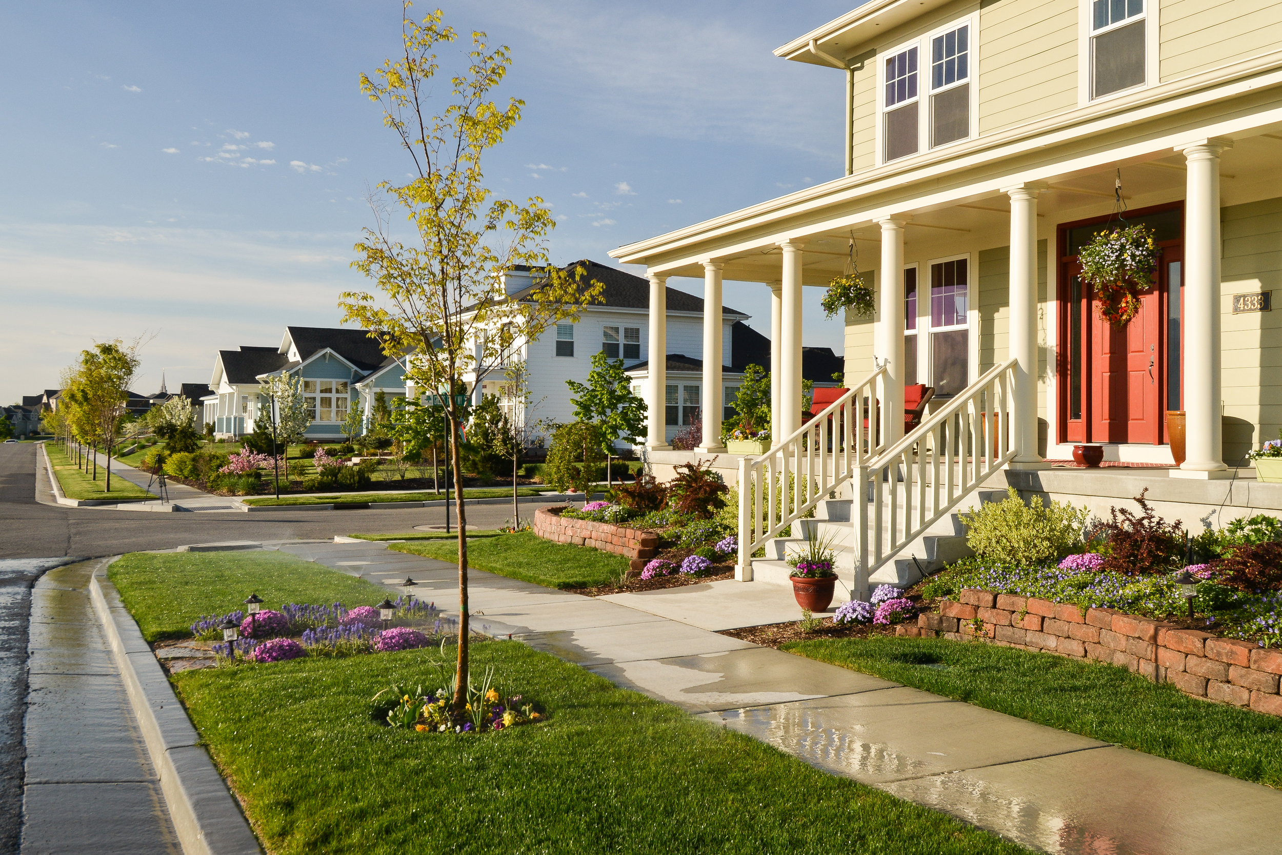 Village II & III Residential Architecture – with Destination Homes (Complete)