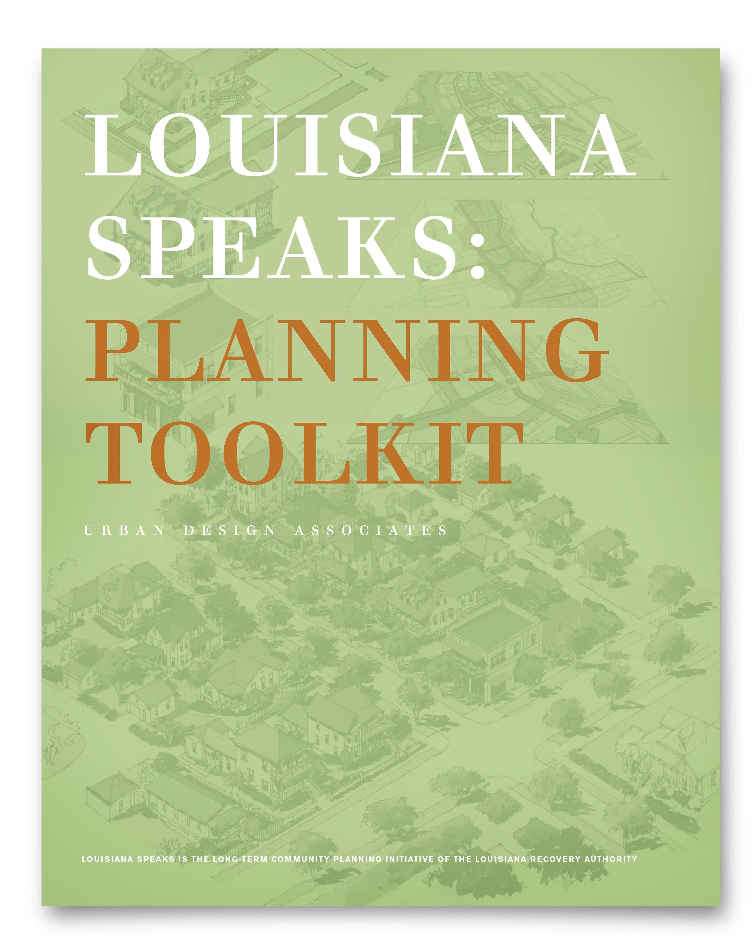 Louisiana Speaks: Planning Toolkit