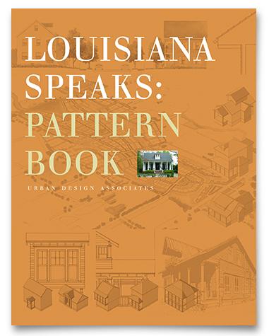 LOUISIANA SPEAKS: Pattern Book