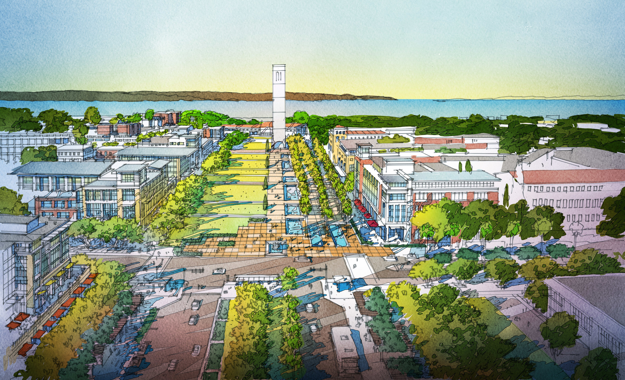 ucsb master plan - Santa Barbara, california